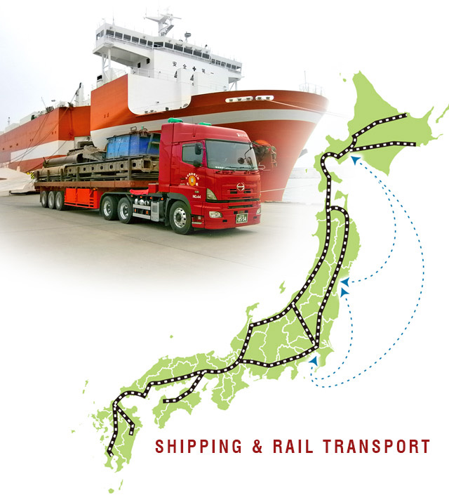 SHIPPING & TRANSPORT